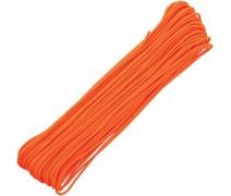 Паракорд Neon Orange 275 USA