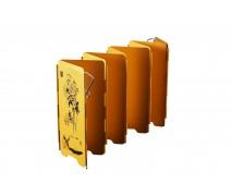 Ветрозащитный экран Alocs CS-B05 gold