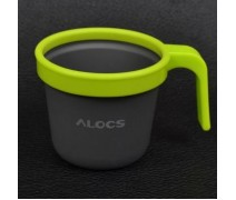 Кружка Alocs TW-403 lime