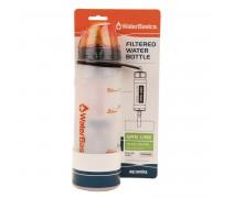 Бутылка с фильтром для воды Aquamira WaterBasics Filter Green Line
