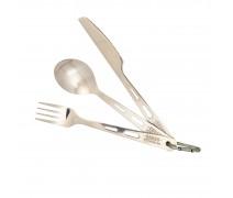 Набор столовый 3 предмета ложка/вилка/нож Vargo
