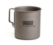Кружка титановая Vargo 450мл