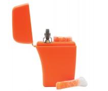 Набор для розжига Zippo Fire kit Orange (пластик)