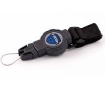 Ретрактор T-REIGN S ремень Black