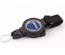 Ретрактор T-REIGN XD ремень Black