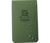 "Rite in the Rain  3 1/4""x5 1/4""  Green"