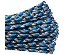 Паракорд Blue Camo 550