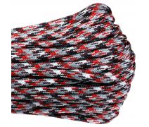 Паракорд Red Camo 550