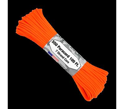 Паракорд Neon Orange 550