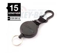 Ретрактор Key-Bak для ключей #488b-HDK