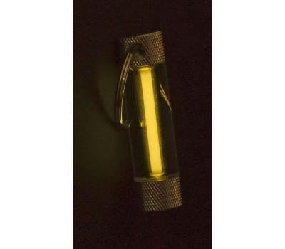 Тритиевый брелок Nite Glowring Megaglow Желтый
