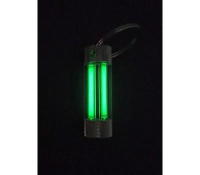 Тритиевый брелок Nite Glowring TwinGlow Зеленый/Зеленый