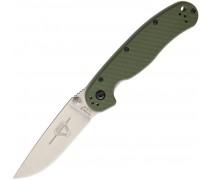 Нож складной Ontario RAT 2 8881GR