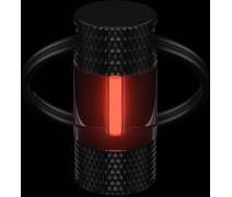 Тритиевый брелок Nite Glowring Miniglow красный
