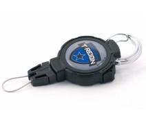 Ретрактор T-REIGN L карабин Black