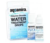 Дезинфектор для воды Aquamira