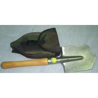 Автомобильная титановая лопата с чехлом