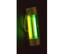 Тритиевый брелок Nite Glowring TwinGlow Зеленый/Желтый