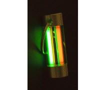 Тритиевый брелок Nite Glowring TwinGlow Зеленый/Красный