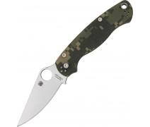 Нож складной SPYDERCO PARAMILITARY 2 C81GPCMO2 (Камуфляж).